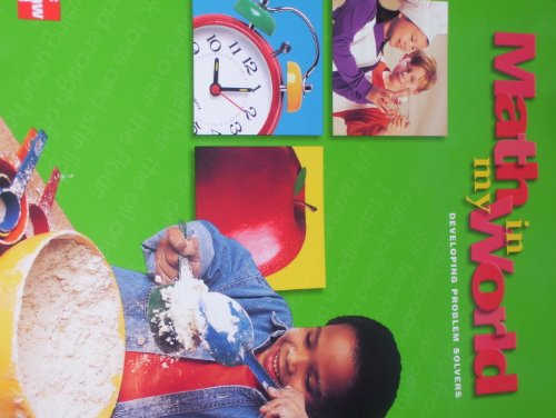 9780021103171: Math in My World: Developing Problem Solvers, Grade 2