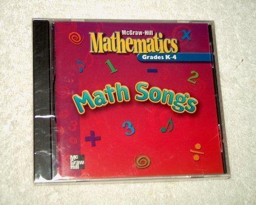 9780021115044: McGraw-Hill Mathematics: Grades K-4: Math Songs