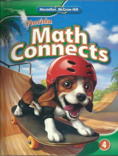 Florida Math Connects 4: Cuevas, Malloy Carter