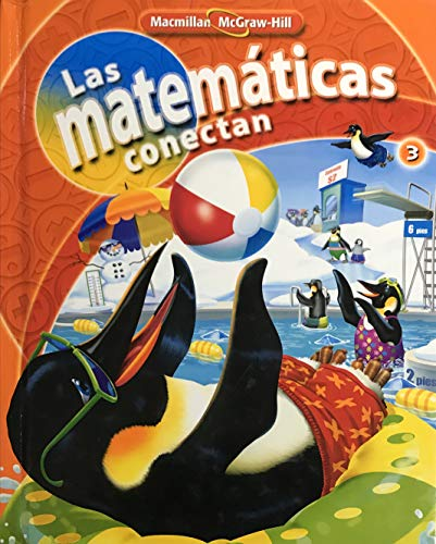 9780021121977: SPANISH MATH CONNECTS GR3 STUDENT EDITIO