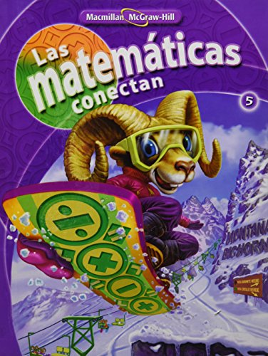 9780021121991: SPANISH MATH CONNECTS GR5 STUDENT EDITIO