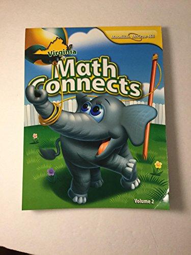 9780021132690: Math Connects, Volume 2, Virginia Edition