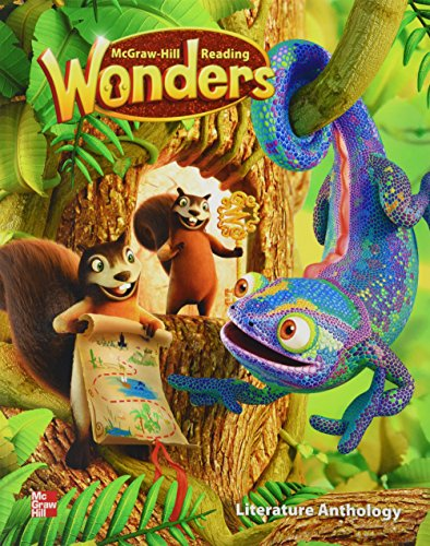 9780021142453: Reading Wonders Literature Anthology Volume 2 Grade 1 (ELEMENTARY CORE READING)