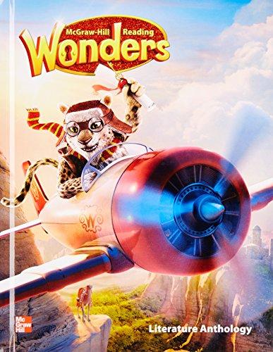 Reading Wonders Literature Anthology Grade 4 (ELEMENTARY: McGraw-Hill Education