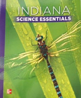 9780021143832: McGraw Hill Indiana Science Essentials Grade 5 Workbook