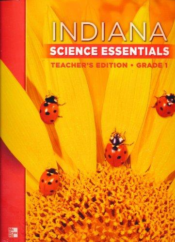 9780021143986: Science Essentials Grade 1 Indiana Teacher's Edition
