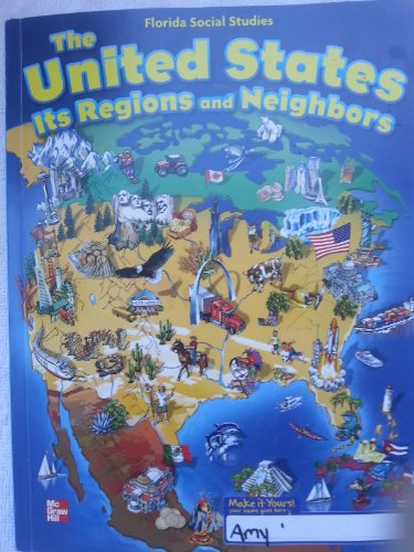 9780021146789: The United States Its Regions and Neighbors Student Edition