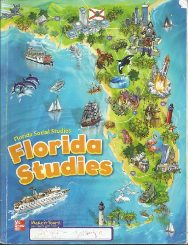 9780021146796: Florida Social Studies (4)