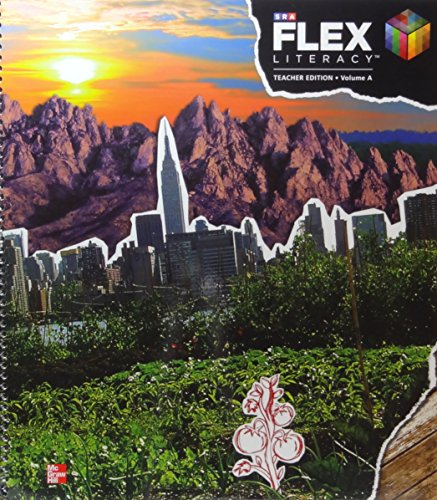 9780021149315: SRA - FLEX Literacy - Teacher Edition - Volume A (The Print Experience/Elementary System)