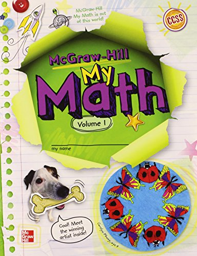 9780021150236: McGraw-Hill My Math: Grade 4, Vol. 1 (ELEMENTARY MATH CONNECTS)
