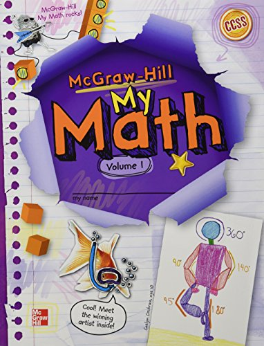 9780021150243: My Math, Grade 5, Vol. 1 (ELEMENTARY MATH CONNECTS)