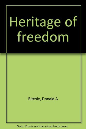 9780021155101: Heritage of freedom