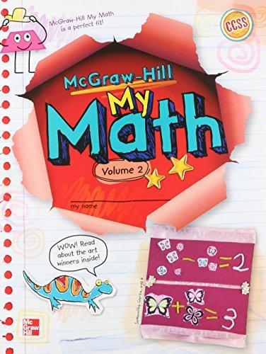 9780021160686: My Math, Grade 1, Vol. 2 (ELEMENTARY MATH CONNECTS)