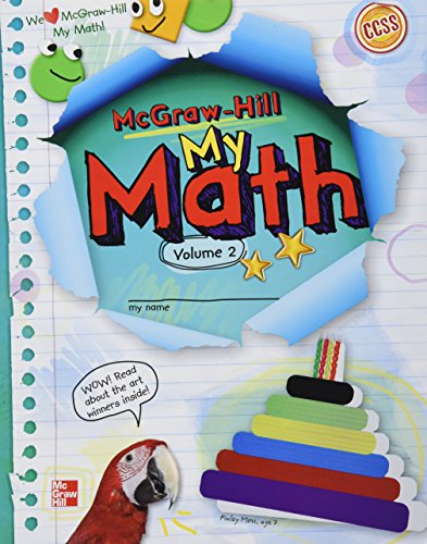 9780021160693: McGraw-Hill My Math Grade 2