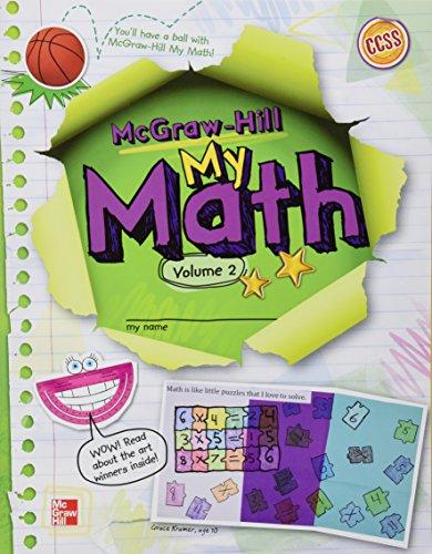 9780021161959: My Math, Grade 4, Vol. 2 (ELEMENTARY MATH CONNECTS)