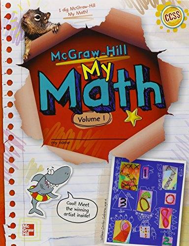 9780021170692: McGraw-Hill My Math, Grade 1, Student Edition Package (volumes 1 and 2) (ELEMENTARY MATH CONNECTS)