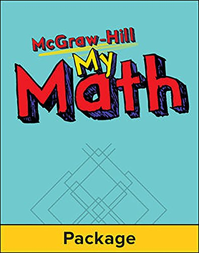 9780021170708: McGraw-Hill My Math, Grade 2, Student Edition Package, Volumes 1 and 2 (ELEMENTARY MATH CONNECTS)