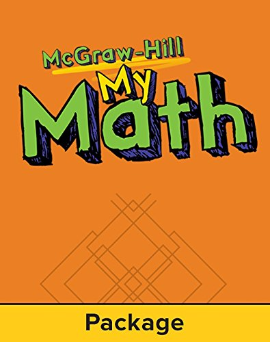 9780021170715: McGraw-Hill My Math, Grade 3, Student Edition Package (volumes 1 and 2) (ELEMENTARY MATH CONNECTS)