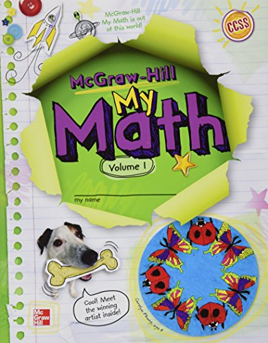 9780021170722: McGraw-Hill My Math, Grade 4, Student Edition Package (volumes 1 and 2) (ELEMENTARY MATH CONNECTS)