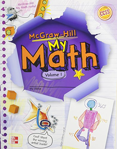 9780021170739: McGraw-Hill My Math, Grade 5, Student Edition Package (Volumes 1 and 2)