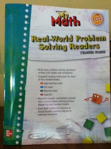 9780021171552: Real-World Problem Solving Readers Teachers Guide (My Math, Grade 2)