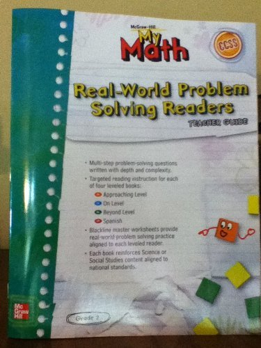 9780021171552: Real-World Problem Solving Readers Teachers Guide (My Math, Grade 2)