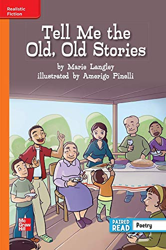 Tell Me the Old, Old Stories [Grade: Marie Langley