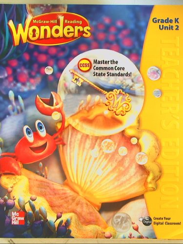 McGraw-Hill Reading Wonders Teacher Edition Grade 2 Unit 2: Companies, McGraw Hill