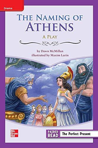 The Naming of ATHENS A Play ISBN: Dawn McMillan