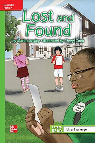 Lost and Found (Green) - Leveled Reader: Marie Langley