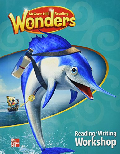 Mcgraw-hill Reading Wonders Reading/Writing Workshop, Grade 2: Dr. Diane August,