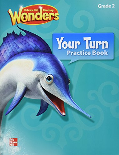 9780021188673: Reading Wonders, Grade 2, Your Turn Practice Book Grade 2 (ELEMENTARY CORE READING)