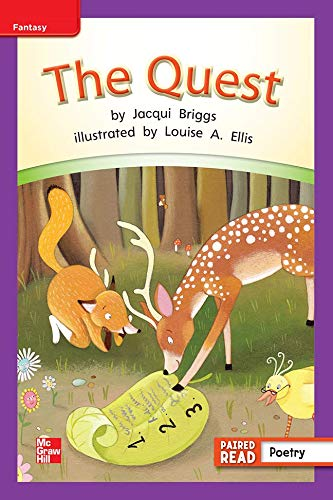 The Quest (GR 1 - Benchmark 16: Jacqui Briggs; Louise