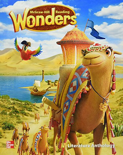 Reading Wonders Literature Anthology Grade 3 (ELEMENTARY CORE READING): Education, McGraw-Hill