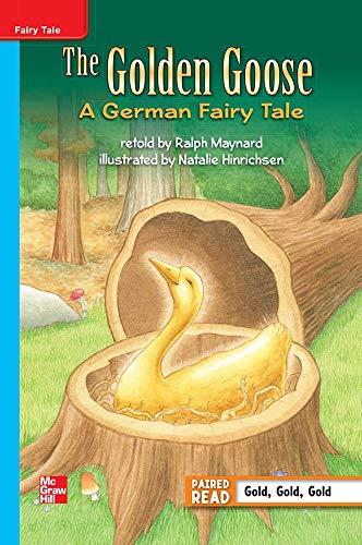 The Golden Goose A German Fairy Tale