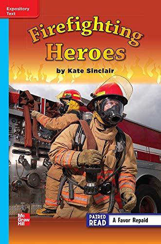 Firefighting Heroes ISBN 9780021190164 Mhid 0-02-119016-x GR: Kate Sinclair