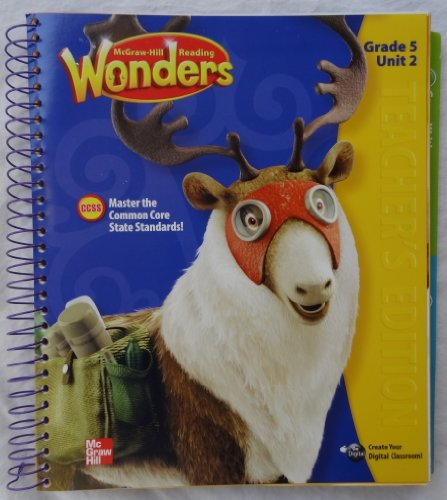 9780021190287: McGraw-Hill Reading Wonders - Grade 5 Unit 2 Teacher's Edition