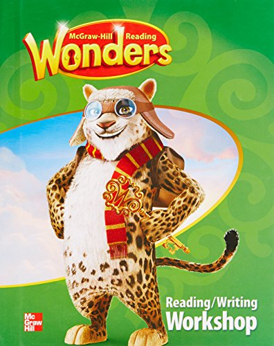 9780021190560: Reading Wonders, Grade 4: Reading/Writing Workshop