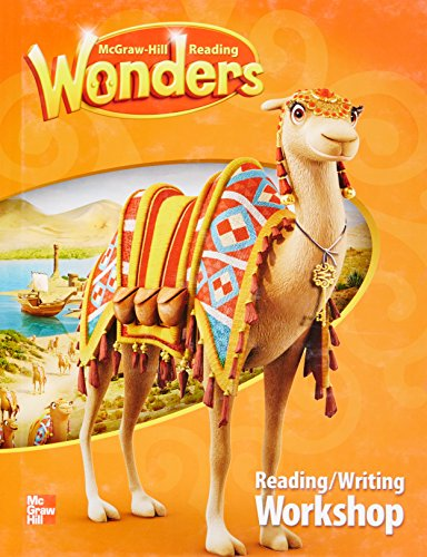 Reading Wonders Reading/Writing Wkshop Grade 3 Hardcover: MACMILLAN/MCGRAW-HIL