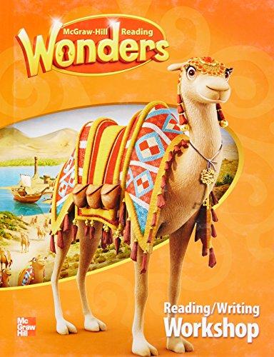 9780021191116: Reading Wonders Reading/Writing Wkshop Grade 3 Hardcover