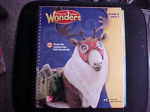 9780021191857: McGraw-Hill Reading: Wonders, Teacher's Edition, Grade 5, Unit 1