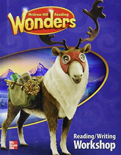 9780021191864: Reading Wonders Reading/Writing Workshop Grade 5 (ELEMENTARY CORE READING)