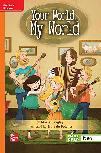 Your World, My World: Marie Langley