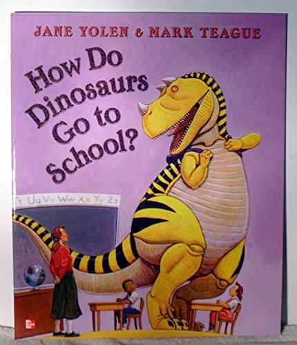 9780021194469: Reading Wonders Literature Big Book: Do Dinosaurs Go to School? Grade K (Elementary Core Reading)