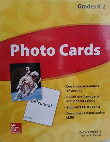9780021195596: McGraw-Hill Reading Wonders 2014 Reading Wonders Photo Cards Grade K-2 Wonderworks