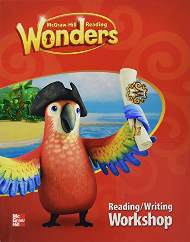 9780021195855: Reading Wonders Reading/Writing Workshop Volume 4 Grade 1 (ELEMENTARY CORE READING)