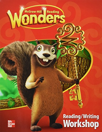 9780021196524: Reading Wonders Reading/Writing Workshop Volume 1 Grade 1 (Elementary Core Reading)