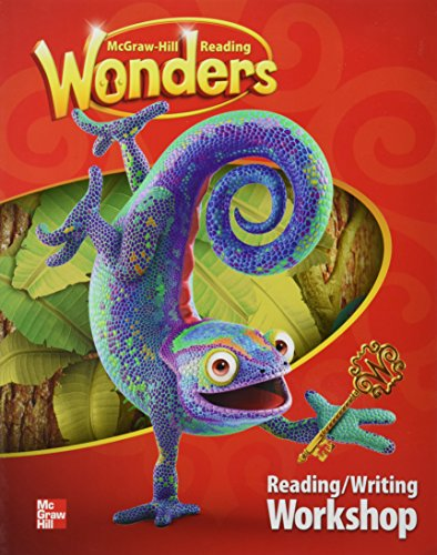 9780021197286: Reading Wonders Reading/Writing Workshop Volume 2 Grade 1 (Elementary Core Reading)