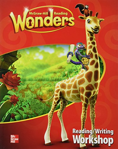 9780021197293: Reading Wonders Reading/Writing Workshop Volume 3 Grade 1 (Elementary Core Reading)