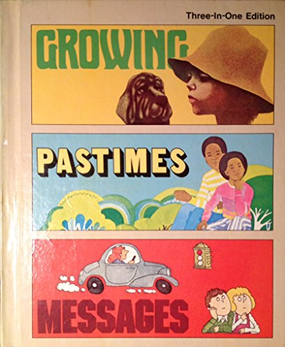 9780021226702: Growing (New Macmillan reading program)